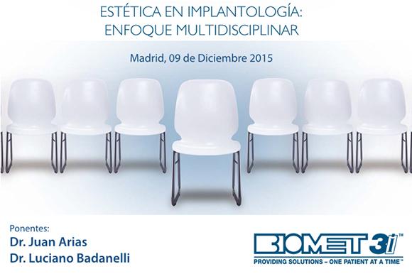 Estética en implantología, biomet