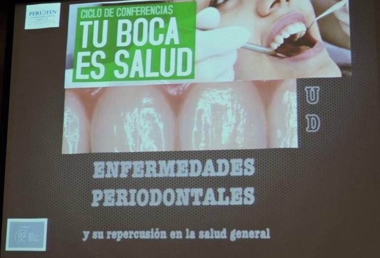 Conferencia del Dr Gomez