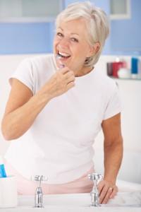 Cuidados dentales en la tercera edad