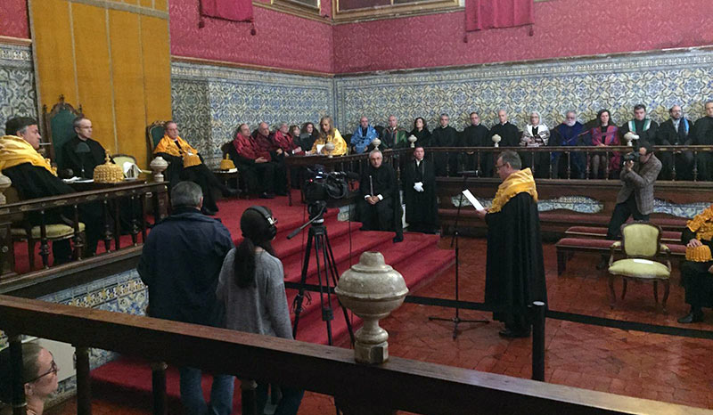 doctor mariano sanz honoris causa