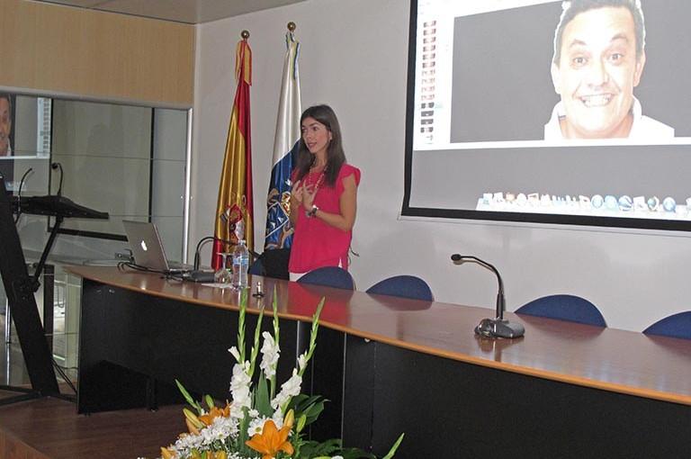 Dra Galvan en Tenerife