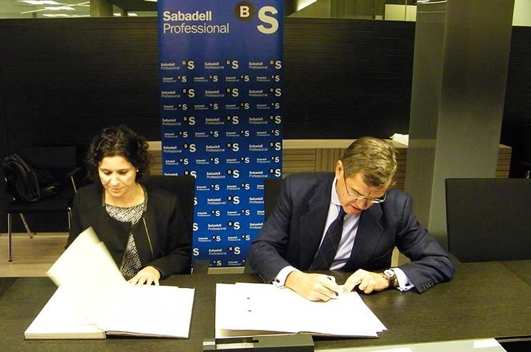 Fima Acuerdo Banco Sabadell