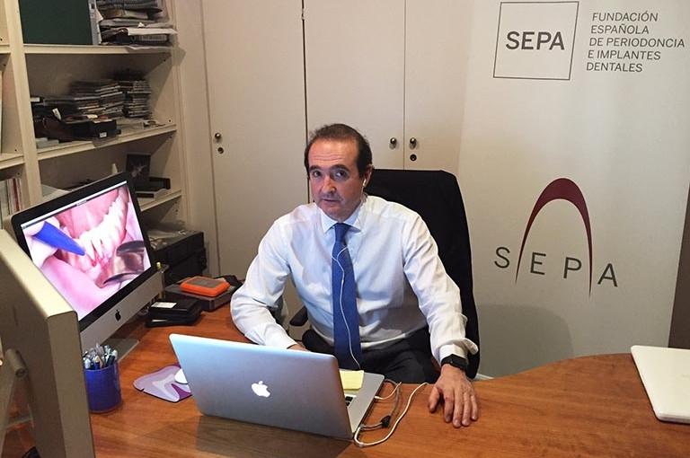Dr. Zabalegui, e-conferencia SEPA