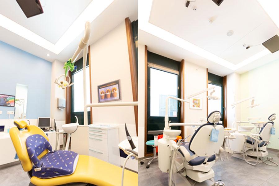 Gabinete Centro Dentário Pediátrico