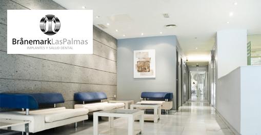Centro Odontológico Branemark en Las Palmas