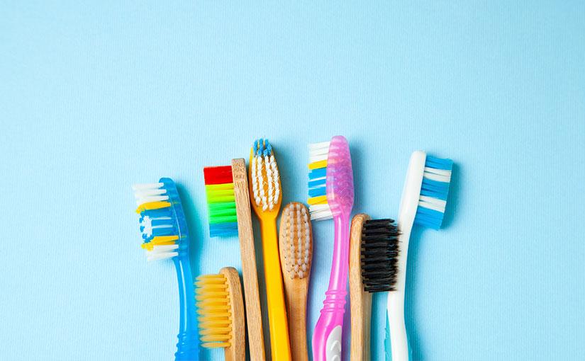 Tipos de cepillos de dientes