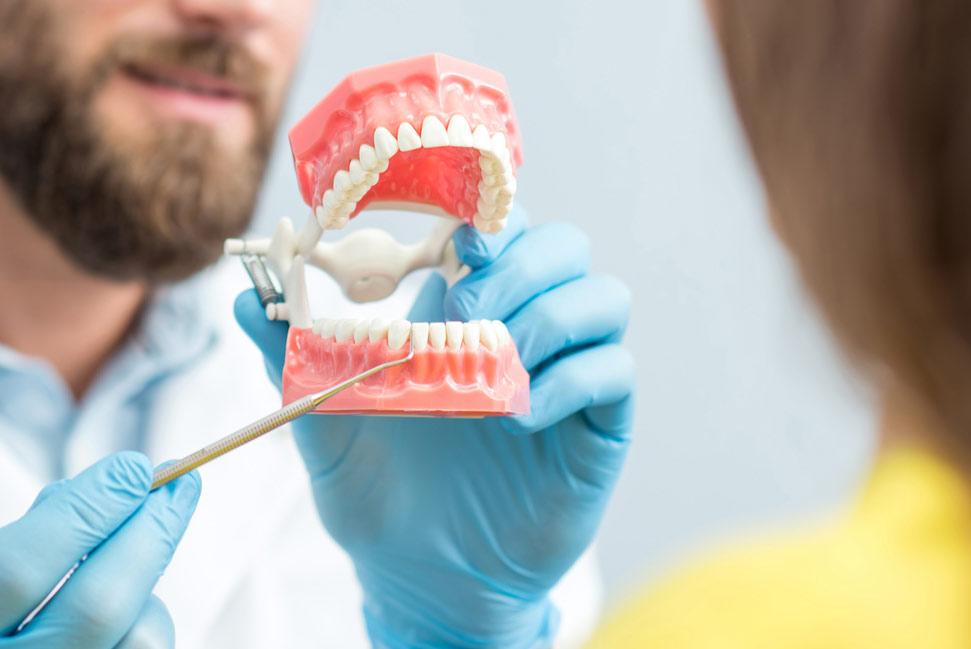 Cómo se curan las enfermedades periodontales