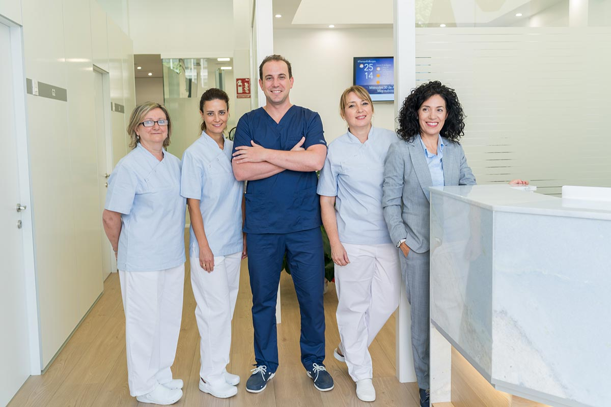 Dentista en Burgos