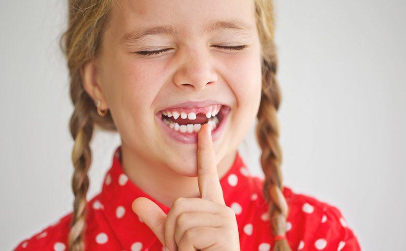 ¿Son importantes los dientes de leche?