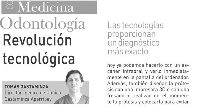 dr gastaminza tecnologia