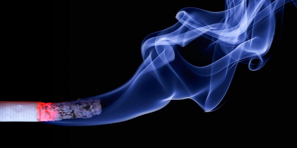 Efecto del tabaco en los dientes