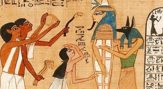 La odontología en el antiguo Egipto