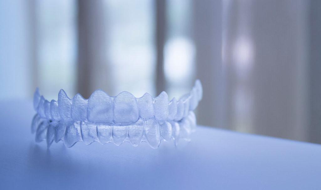 Férulas de ortodoncia invisible