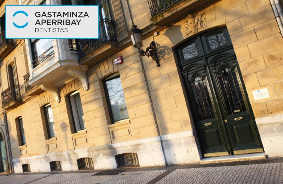Clínica Gastaminza Aperibay - Entrada