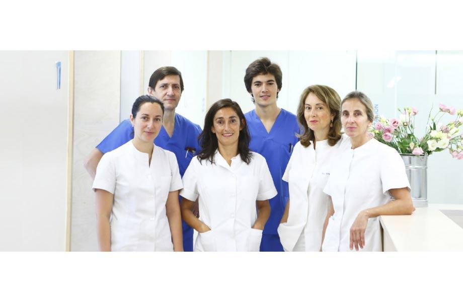 Clínica Gastaminza Aperibay - Equipo