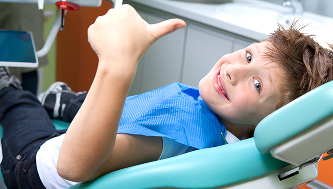 llevar hijos dentista odontonpediatria