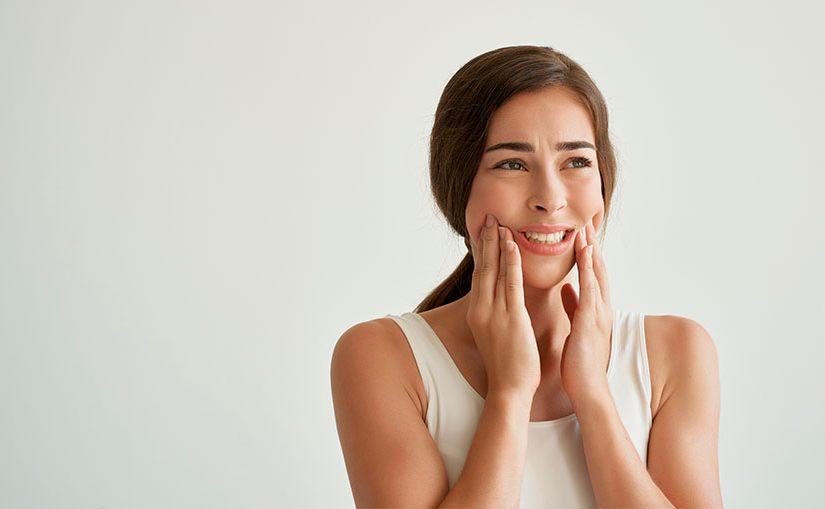 Luxación mandibular