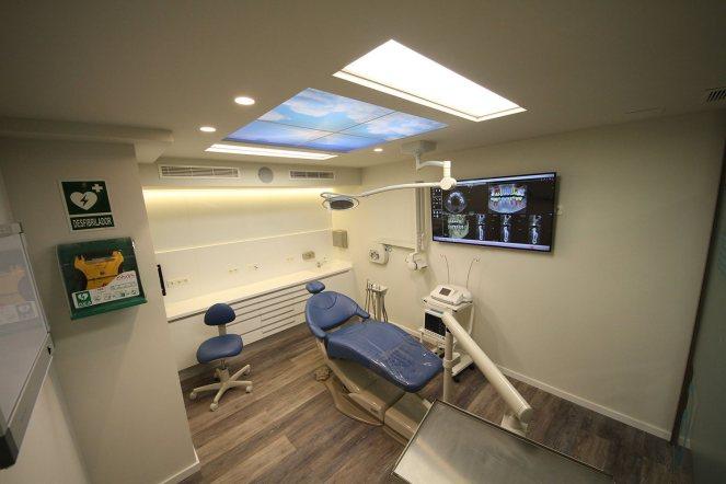 Quirófano Clínica Dental