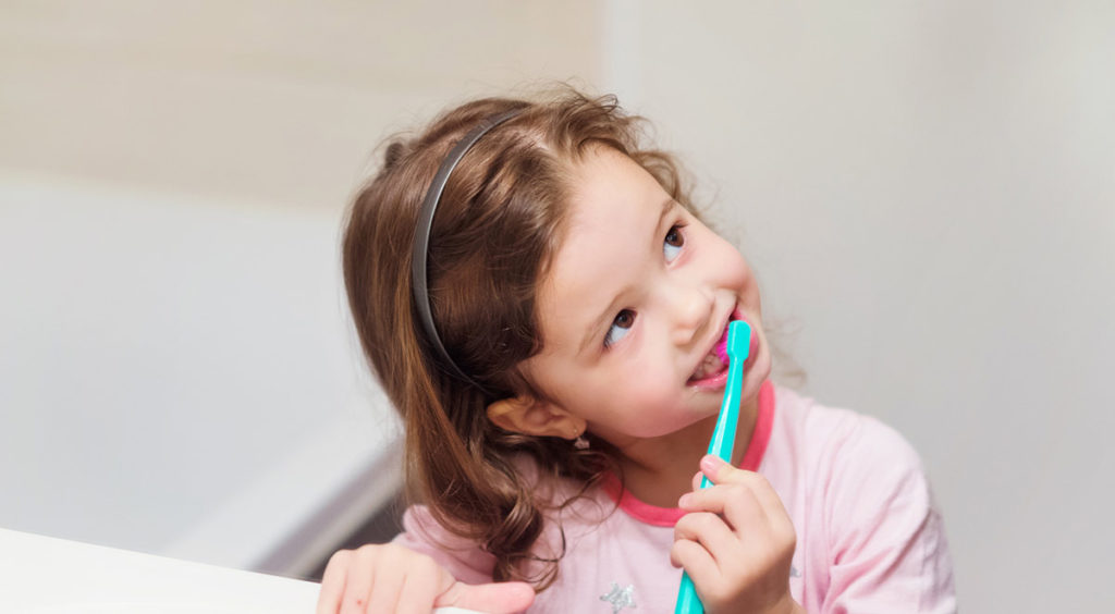 Revisiones dentales en niños