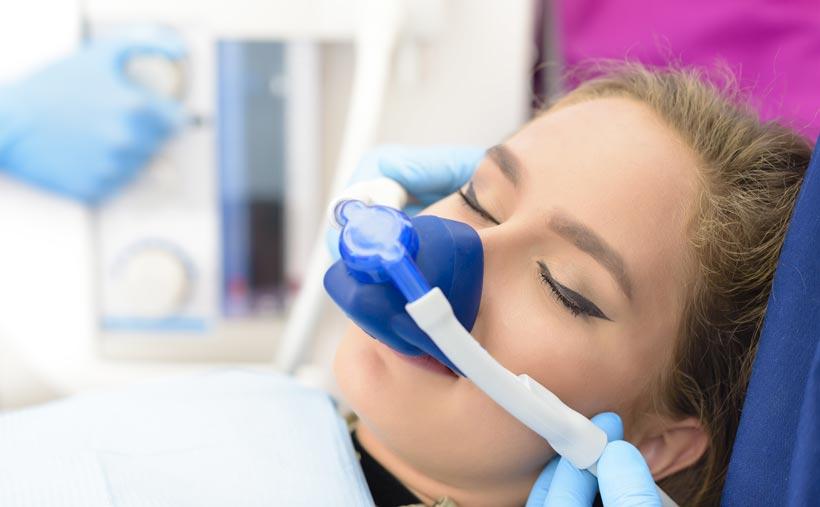 Sedación odontológica, Glosario BQDC