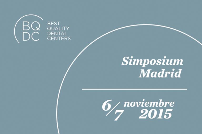 Simposium Noviembre 2015 Madrid