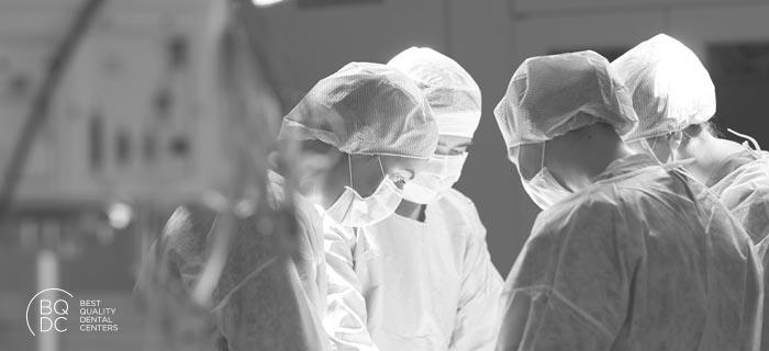 Cirugía maxilofacial BQDC