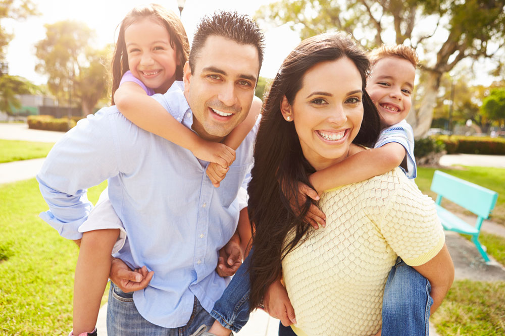 La vida sana y la salud bucodental